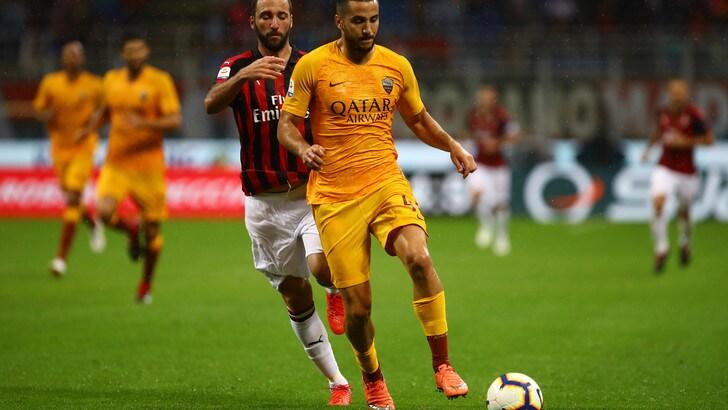 Serie A Roma, Manolas: allarme rientrato, la caviglia è ok