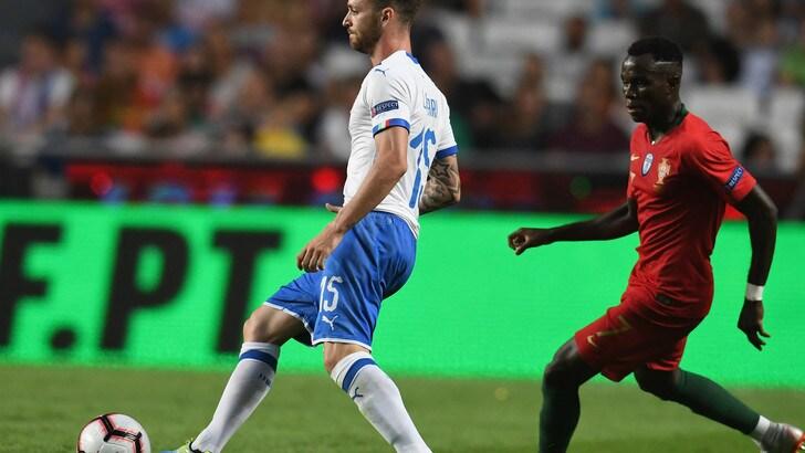 Serie A Spal, Lazzari: «Nazionale? Esperienza da brividi»
