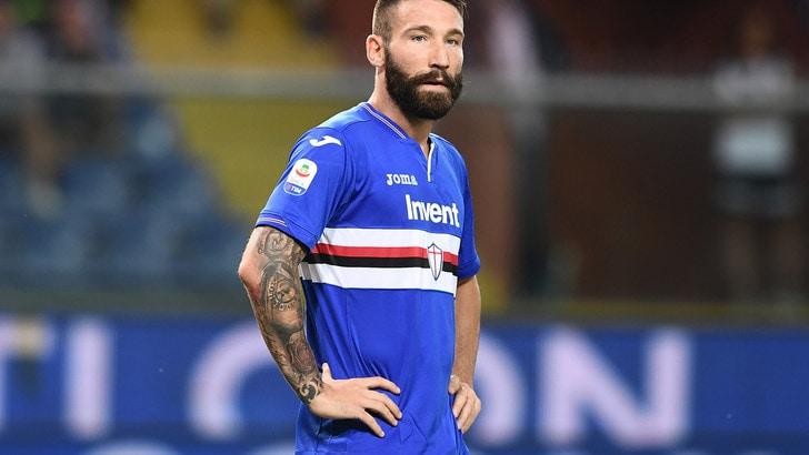 Serie A Sampdoria, allenamento in gruppo per Tonelli e Praet