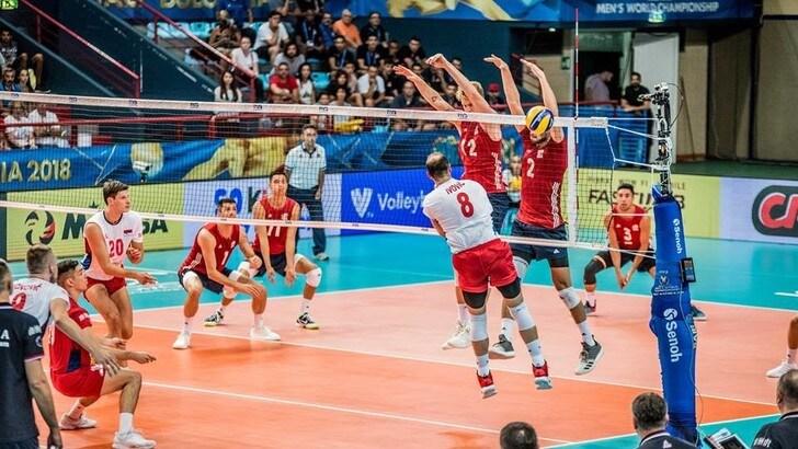 Volley: Mondiali 2018, nella prima giornata vincono le grandi