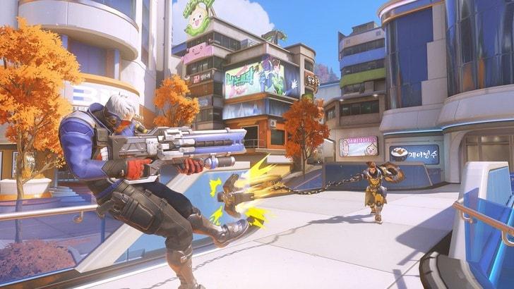 Overwatch: arriva la nuova mappa di Busan