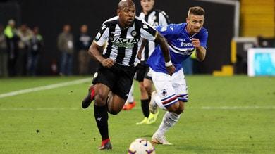 Calciomercato Udinese, rinnovo fino al 2023 per Samir
