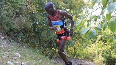 Moscato di Scanzo Trail 2018, Mang'ata Andrew Kwemoi come da pronostico