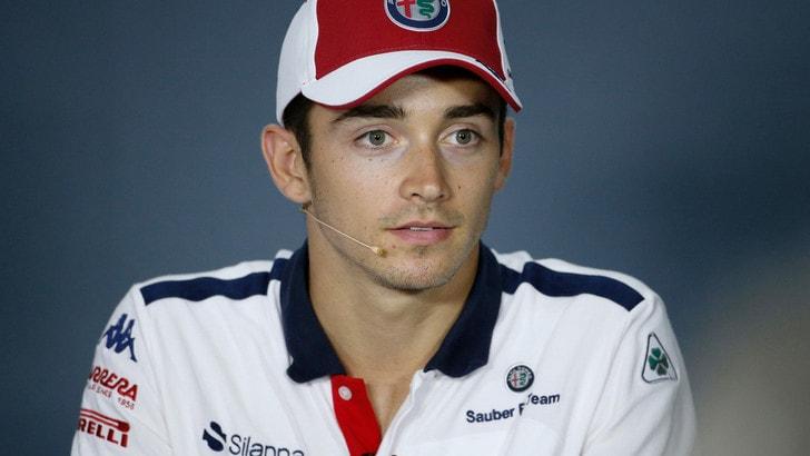 F1 Singapore, Leclerc sulla Ferrari: «Non sento la pressione, il mio obiettivo sarà vincere il titolo»
