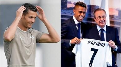 Mariano Diaz, che affronto a Cristiano Ronaldo!