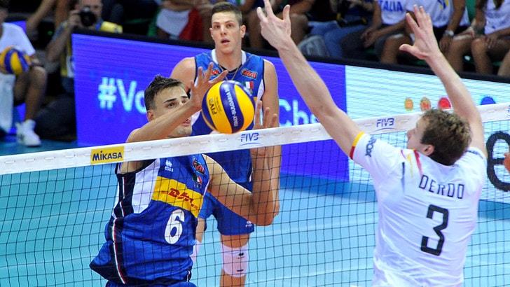 Mondiali volley, Italia seconda solo alla Russia