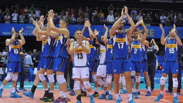 Calendario Volley.Volley Mondiali 2018 Terza Fase Questo Il Calendario