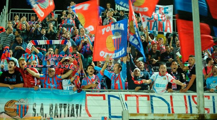 Serie B, il Tar respinge i ricorsi di Avellino e tifosi Catania