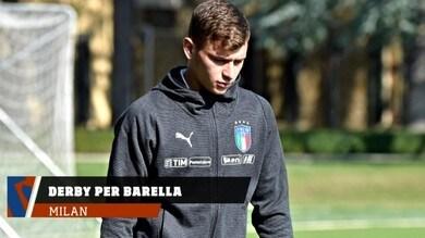 Milan-Inter, è derby di mercato per Barella?