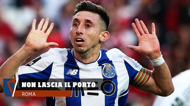 Porto, Herrera non partirà a gennaio