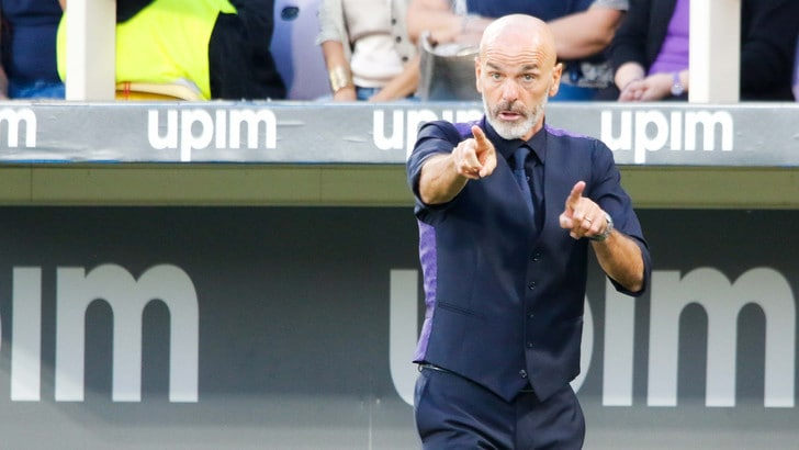 Serie A Fiorentina, Pioli: «Questo ciclo di partite dirà di più sul nostro presente»