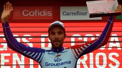 Vuelta: 19ª tappa a Pinot. Yates sempre più leader