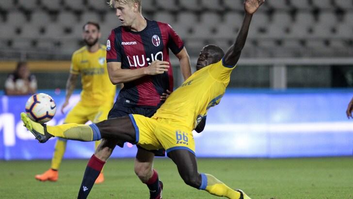 Serie A Bologna, Helander out 3-4 settimane