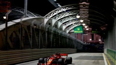 F1, diretta Gp Singapore ore 14.10: dove vederlo in tv