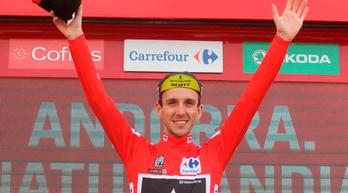 Vuelta: 20ª tappa a Mas. Yates a Madrid da leader