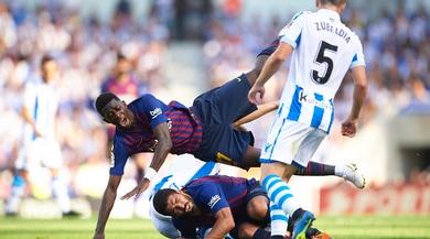 Liga: il Barça vince in rimonta. Pari Atletico