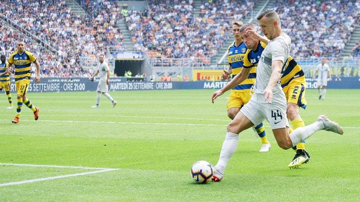 Diretta Parma-Inter ore 20.30: come vederla in tv e formazioni ufficiali