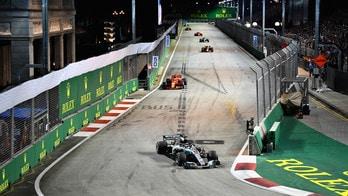 F1 Singapore: dominio Hamilton, Vettel è 3° e in difficoltà