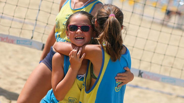 Beach Volley School: a Bibione il gran finale