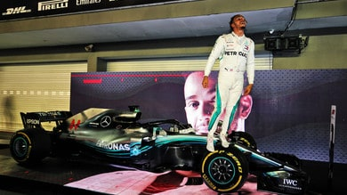 F1 Singapore, gioia Hamilton: «Gara dura ma sono contento»