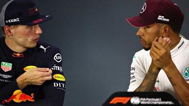 F1 Singapore, Verstappen: «La strategia è stata fantastica»