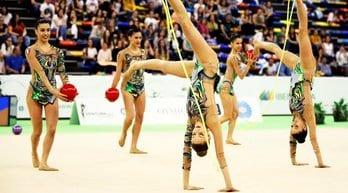 Mondiali di ginnastica ritmica: medaglia d'oro all'Italia