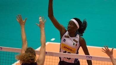 Volley:l'Italia femminile vince ancora con l'Olanda prima del Giappone