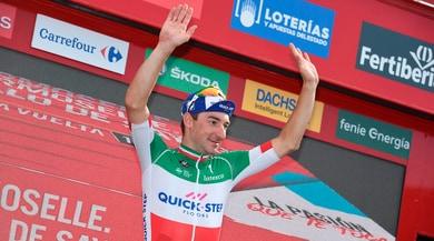 Yates vince la Vuelta, ma gli applausi sono per Viviani