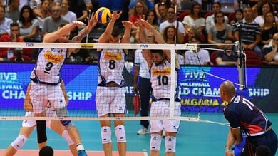Volley: Mondiali 2018,  per l'Italia quarto sigillo contro la Rep.Domenicana