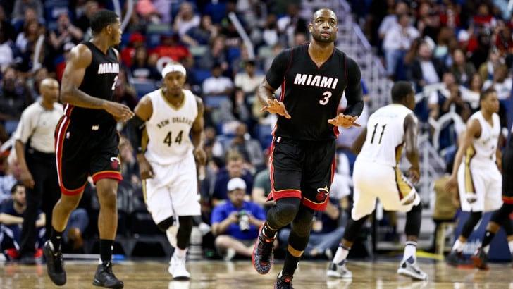 Nba, Detroit condanna Miami: Wade dice addio con 30 punti