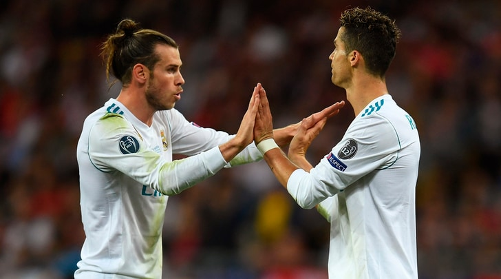 Bale: «Senza Ronaldo siamo più rilassati, giocheremo di squadra»
