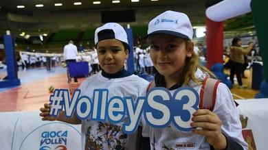 Volley: Gioca Volley S3 in Sicurezza, appuntamento alla Reggia di Venaria