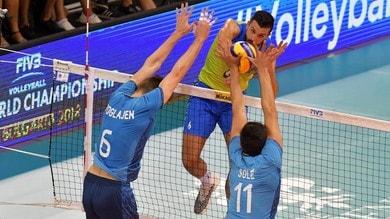 Volley: Mondiali 2018, l'Argentina batte la Slovenia, l'Italia è prima nella Pool A
