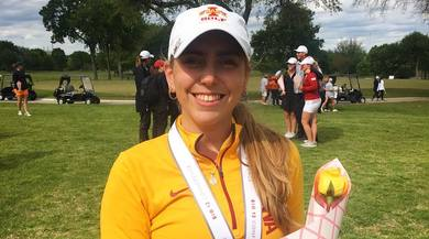 Shock nel golf: assassinata Celia Barquin