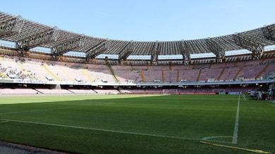 Serie A Napoli, San Paolo rimarrà agibile durante i lavori