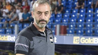 Serie A Sampdoria, Giampaolo: «Abbiamo bisogno della nostra gente»