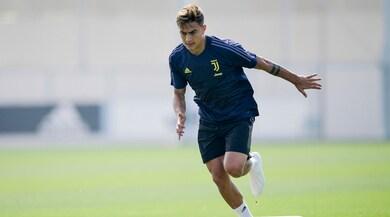 Juventus, Dybala recupera per il Valencia