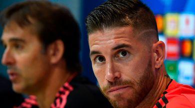 Sergio Ramos: «Griezmann come CR7 e Messi? Ignoranza sfacciata»