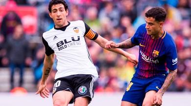 Valencia, Parejo: «Ronaldo, ti conosciamo. E proveremo a fermarti»