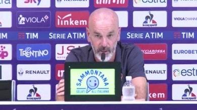 """Fiorentina, Pioli: """"Con il Napoli dovevamo fare di più"""""""