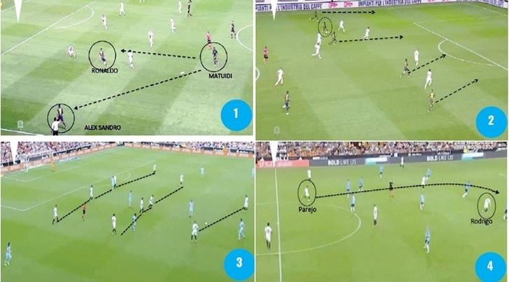Juve, il tattico Maldera spiega tutti i segreti del Valencia