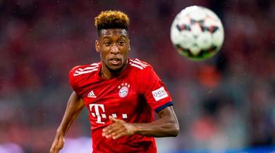 Bayern Monaco, Coman potrebbe tornare in campo nel 2019