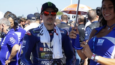 MotoGp Yamaha, Viñales: «Il nostro obiettivo futuro è vincere il titolo»
