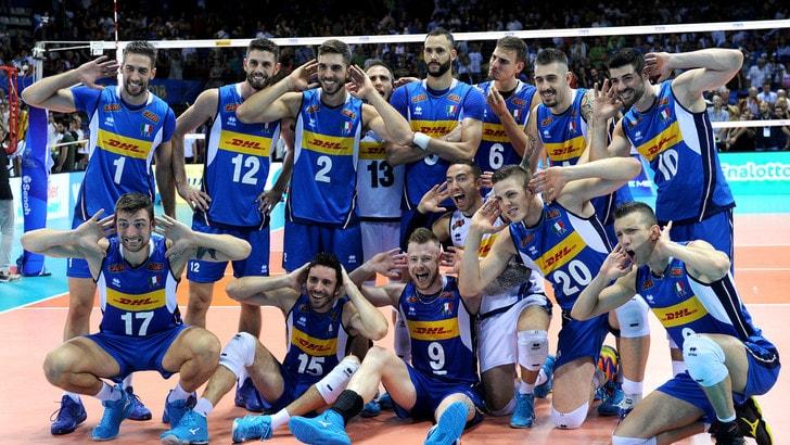 Mondiali Volley Maschile 2020 Calendario.Mizuno Sponsor Della Nazionale Italiana Di Pallavolo