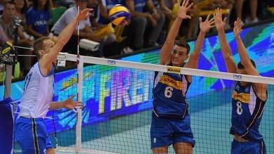 Volley: Mondiali 2018, per Italia-Slovenia lo share è del 9.5%