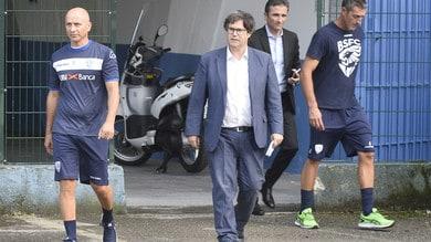 Serie B Brescia, Corini: «Non vedo l'ora di debuttare»
