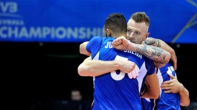 Volley: Mondiali 2018, gli azzurri hanno raggiunto Milano
