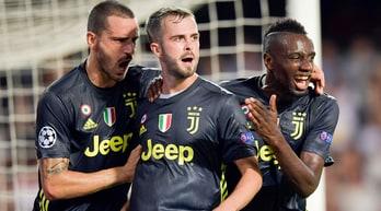 Champions, qualificazione agli ottavi scontata per la Juve