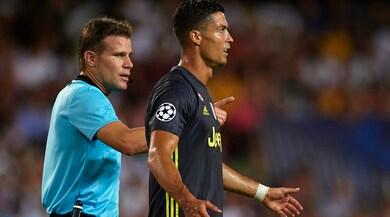 Juventus, ecco chi e perché ha sbagliato sul rosso a CR7. E Fritz è recidivo