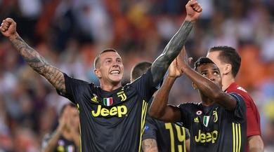 Valencia-Juventus, le pagelle: Bernardeschi fenomenale, Brych da zero